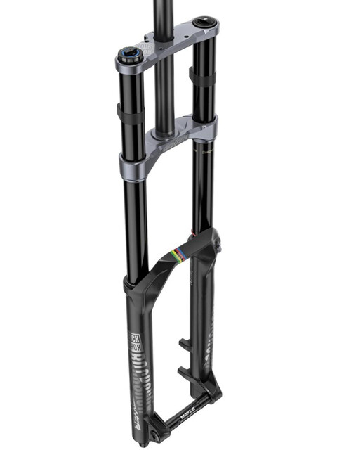 "RockShox Boxxer World Cup RC2 Federgabel  29"" 200 mm mattblau"